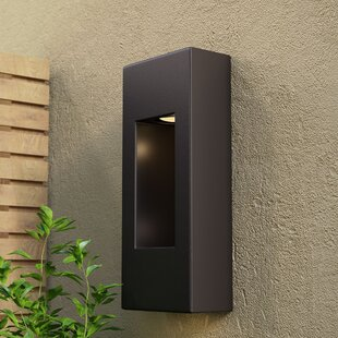 Wade Logan Carlina 2-Light Outdoor Flush Mount