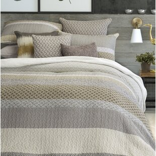 Ethan Cotton Reversible Quilt Set
