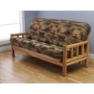 Lodge Canadian Futon and Mattress by Kodiak Furniture