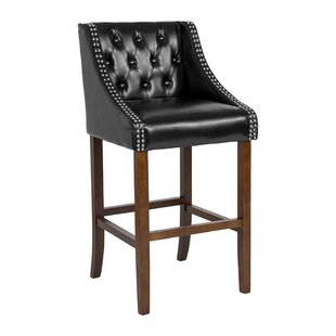 Fennell 30 Bar Stool by Charlton Home