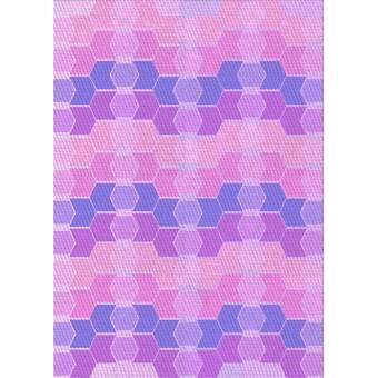 East Urban Home Kerens Abstract Wool Purple Area Rug Wayfair