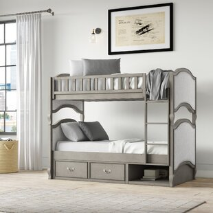 Best Reviews Platte Twin Over Twin Bunk Bed with Storage by Greyleigh Reviews (2019) & Buyer's Guide