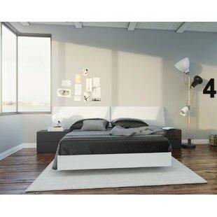 Rosemary Platform 4 Piece Bedroom Set