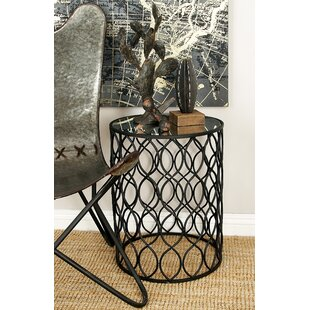 Mcnulty End Table by Wrought Studio