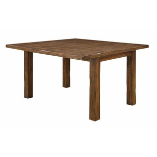 Lyons Counter Height Extendable Dining Table Loon Peak