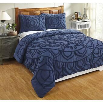 Loon Peak Bullis Comforter Set Reviews Wayfair
