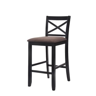 Affordable Macina 30 Bar Stool (Set of 2) by Longshore Tides Reviews (2019) & Buyer's Guide