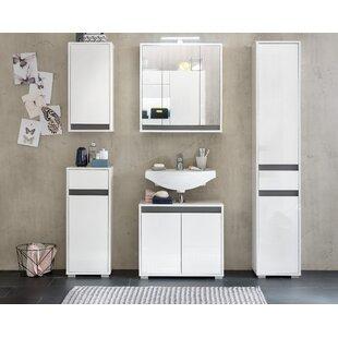 Tollison 5 Piece Bathroom Storage Furniture Set By Metro Lane