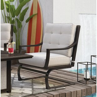 Topps Patio Chair with Cushions (Set of 4)