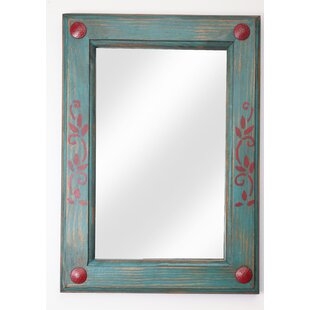 My Amigos Imports Rustic Accent Mirror