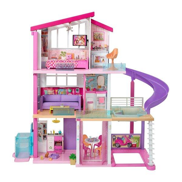 Barbie Doll House Wayfair