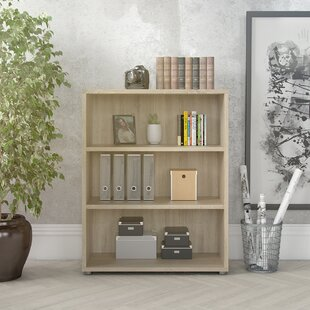 Shepshed Bookcase By Mercury Row