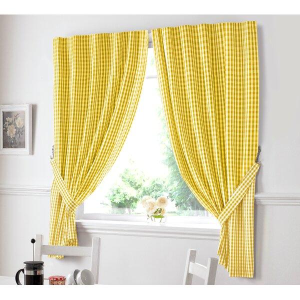 Kitchen Curtain Sets Wayfair Co Uk