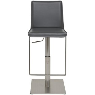 Adjustable Height Swivel Bar Stool Nuevo