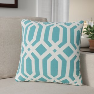 Trilby Square Outdoor Throw Pillow (Set of 2)