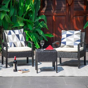Rosecliff Heights Patio Dining Sets You Ll Love In 2021 Wayfair