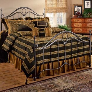 Appleridge Panel Bed