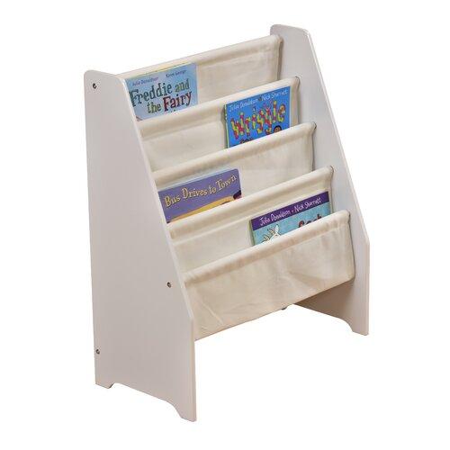 71 cm Bücherregal Condon Roomie Kidz Farbe: Weiß | Wohnzimmer > Regale | Roomie Kidz