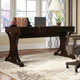 Motour Writing Desk by Three Posts Top Reviews