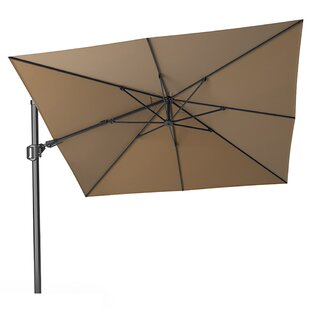 Challenger 3m Square Cantilever Parasol By Pacific Lifestyle