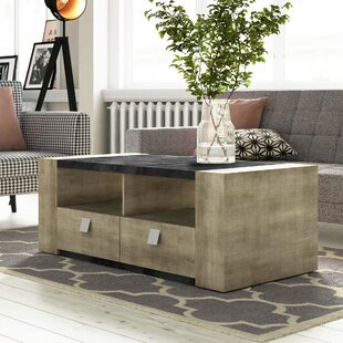 Ben Coffee Table With Storage By Metro Lane