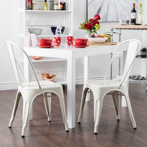 White Kitchen Chairs Youll Love Wayfair - White kitchen chairs