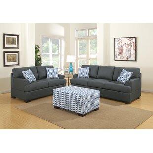 Sapp 2 Piece Living Room Set