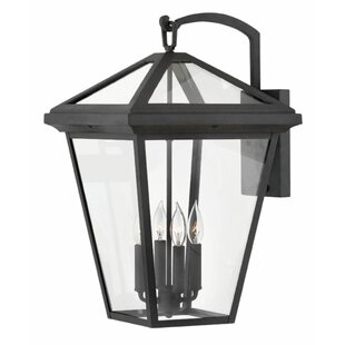 Hinkley Lighting Alford Place 4-Light Outdoor Wall Lantern