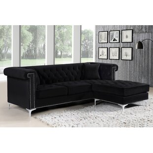 Orren Ellis Baity Reversible Sectional