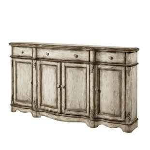 Ilyan Traditional Wood Sideboard Lark Manor