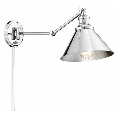 Kennedi Swing Arm Lamp