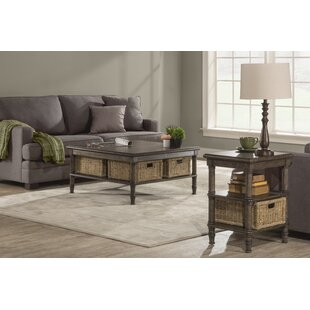 Holst 2 Piece Coffee Table Set