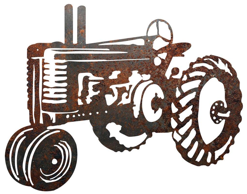Tractor Decor Wayfair