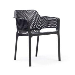 Florian Stackable Armchair By Mercury Row