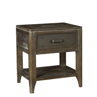 Lonon Corvelle End Table by Gracie Oaks