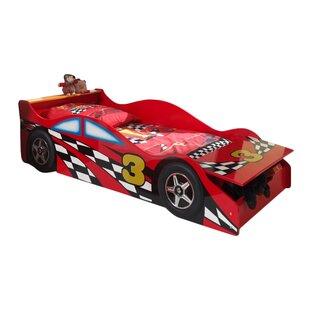 Eslinger Toddler Car Bed By Zoomie Kids