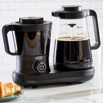 DASH 7-Cup Rapid Cold Brew Coffee Maker