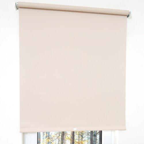 Verdunklungsrollo 17 Stories Größe: 92 x 180 cm| Farbe: Rot | Heimtextilien > Jalousien und Rollos > Verdunklungsrollos | 17 Stories