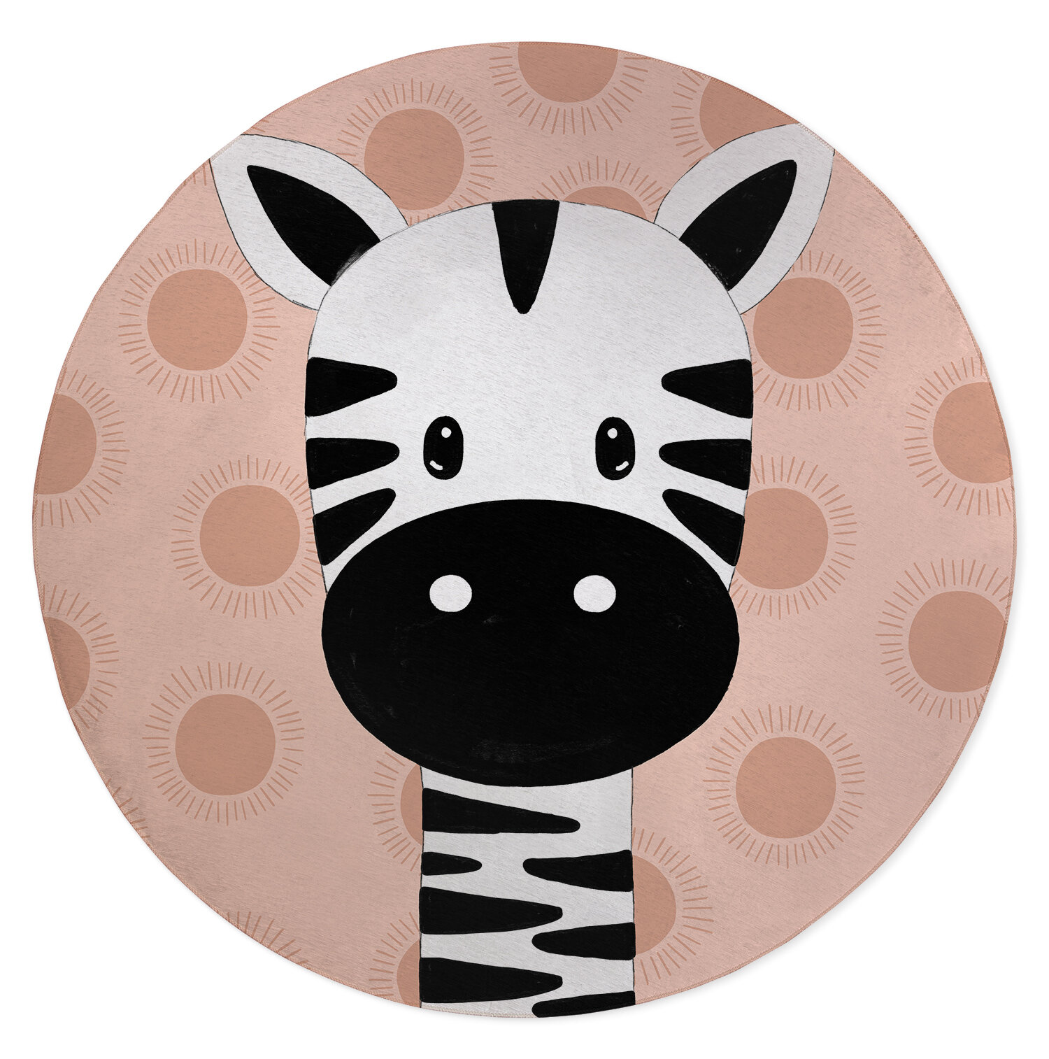 Animal Polka Dots Kids Rugs You Ll Love In 2021 Wayfair