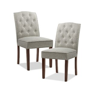 Cayman Upholstered Dining Chair (Set of 2)