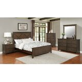 Bodmin Queen Platform Configurable Bedroom Set by Gracie Oaks