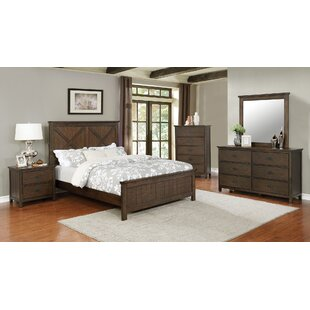 Bodmin Queen Platform Configurable Bedroom Set