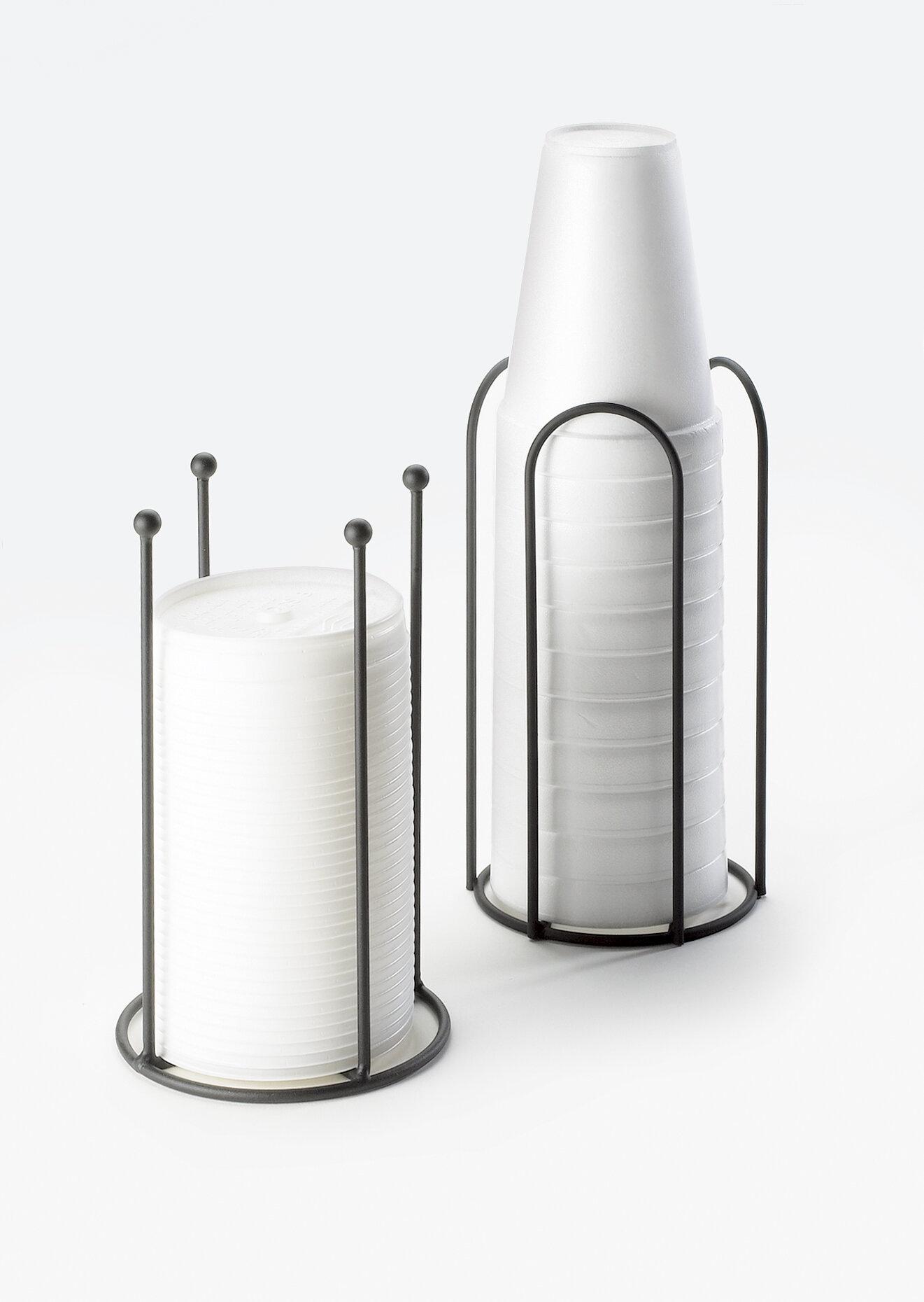 Cal-Mil Single Wire Cup/Lid Holder Display   Wayfair
