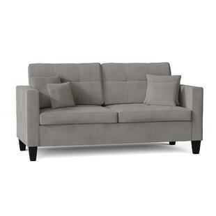 Allison 75 Square Arm Sofa