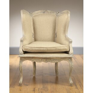 One Allium Way Rayane Wingback Chair