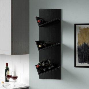 Slater 18 Bottle Wall Mounted Wine Rack By Mercury Row