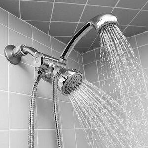 Massage 1.8 GPM Shower Head