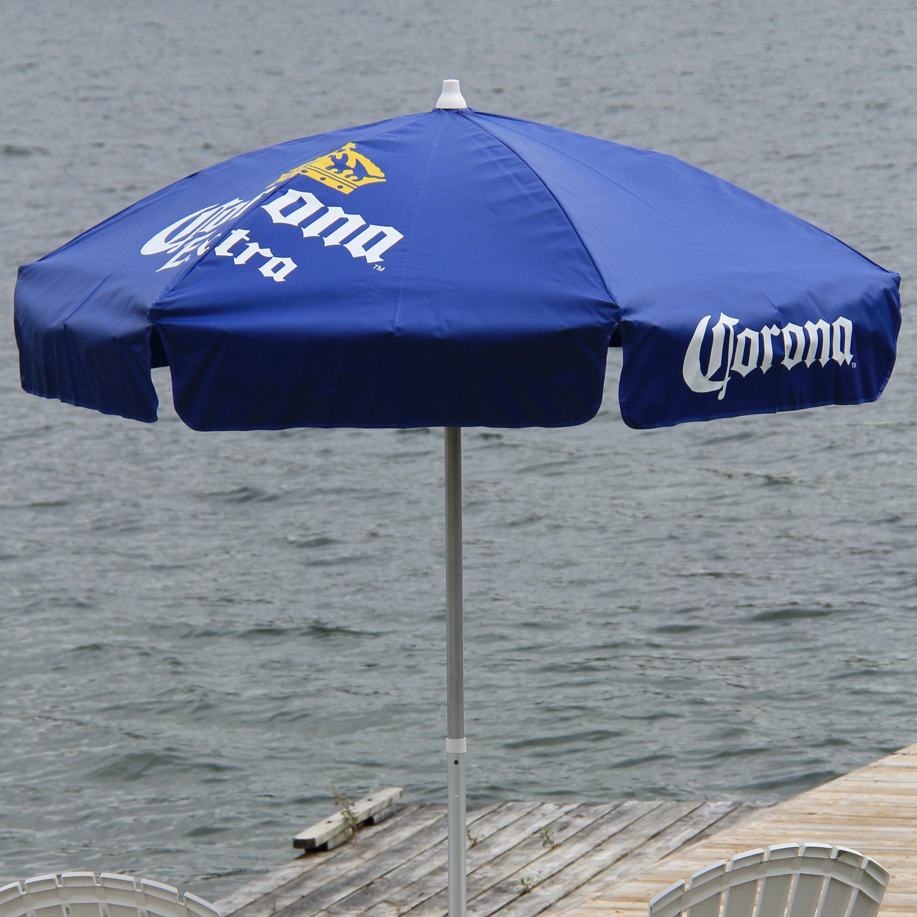 Merveilleux Heininger Corona Extra 6u0027 Drape Umbrella | Wayfair
