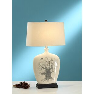 Craven Polyresin Ceramic 30 Table Lamp (Set of 2)