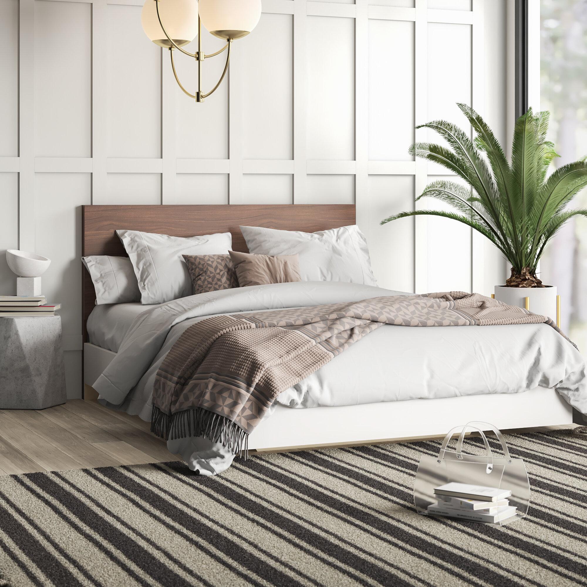 Mercury Row Masson Platform Bed Reviews Wayfair